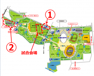 熊谷駐車場